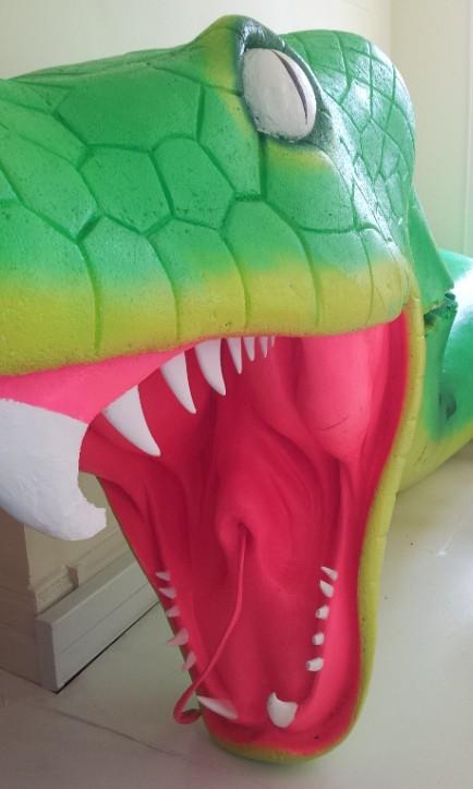 Kit Neale dinosaur