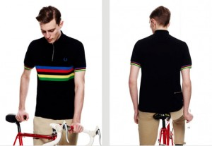 Fred Perry 2012 Blank Canvas Cycling Collection