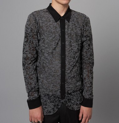 Topman AA Black Shirt
