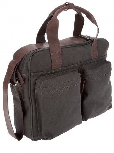 Veja Organic Cotton Mens Bag