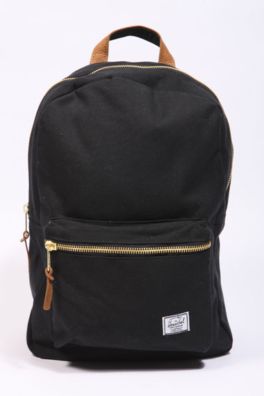 Black Settlement Backpack – Herschel