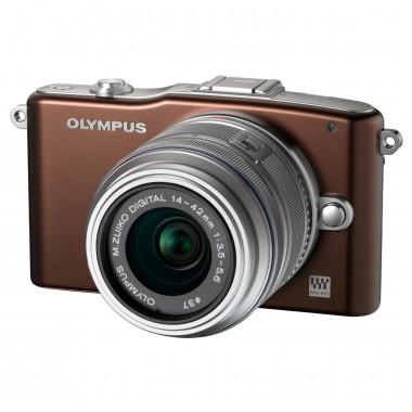 Olympus PEN E-PM1 Compact Camera