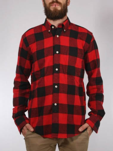 Check Mens Shirt by Our Legacy