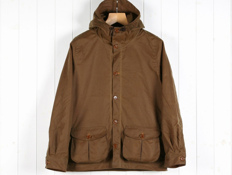 Terrace Production Bellow Brown Jacket