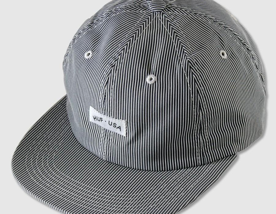 HUF Junior Cord Skate Cap
