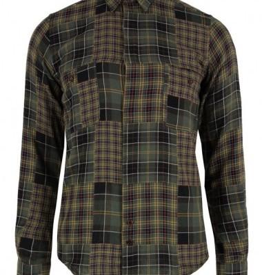 Barbour Mens Patch Classic Shirt