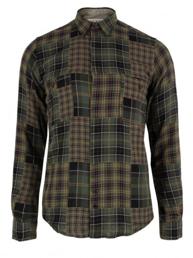 Barbour Mens Patch Classic Shirt