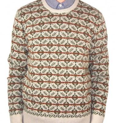 Ben Sherman Modern Classics Knitted Jumper