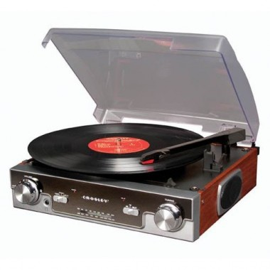 Crosley Retro Turntable Radio