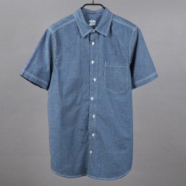 DICKIES & STUSSY WORK SHIRT