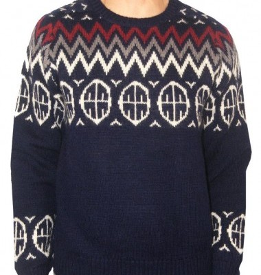 Denim Demon Knit Jumper