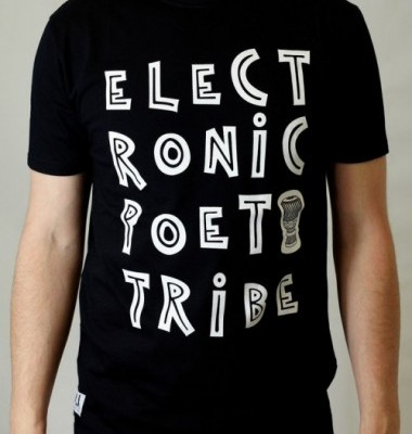Electronic Poet Tribe T Shirt