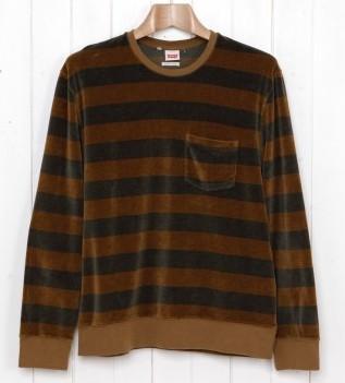 Levis Vintage Velour Sweatshirt