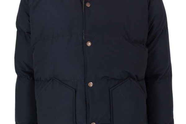Penfield Mens Rockwool Navy Jacket