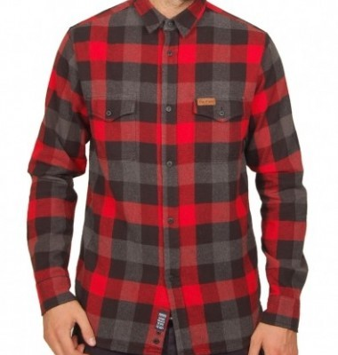 Penfield Red Chatham Shirt