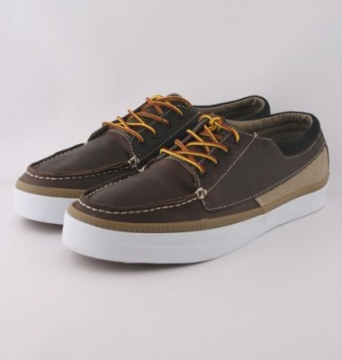 Vans Cobern Brown Trainers