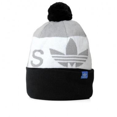 Adidas Grey Bobblehat