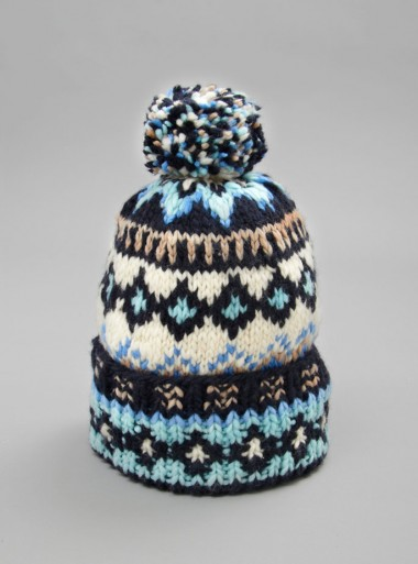 Charmula Bobble hat
