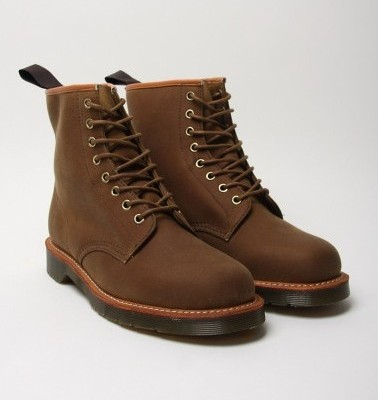Doctor Martins Brown Millerain Boots