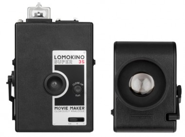 LomoKino Video Camera Lomography