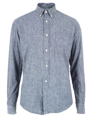 Our Legacy Mens Chambray Shirt