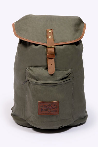 Penfield Idlewood Canvas Backpack