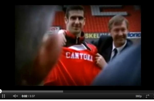 Cantona Tribute
