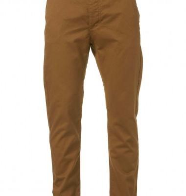 Topman Bronze Chino Trousers