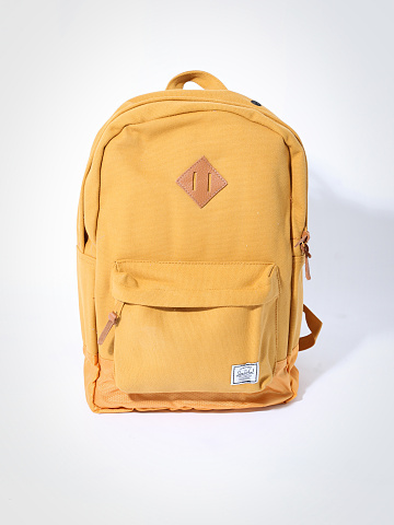 Herschel Supply Heritage Mustard Back Pack