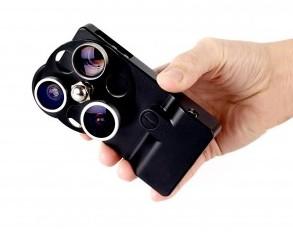 Iphone Tri-Lens Pro
