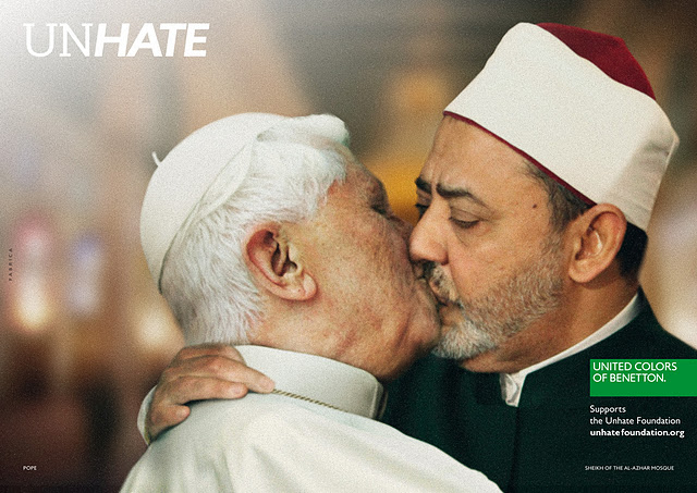 The Pope Unhate