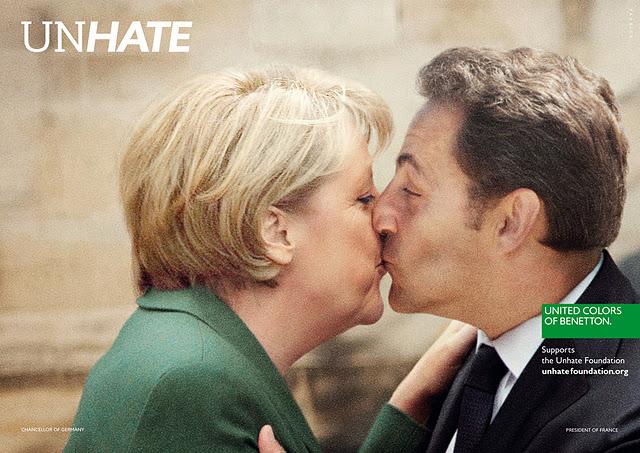 Benetton UnHate Campaign