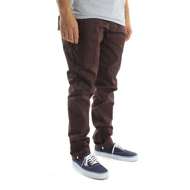 Dickies Dark Brown Trousers