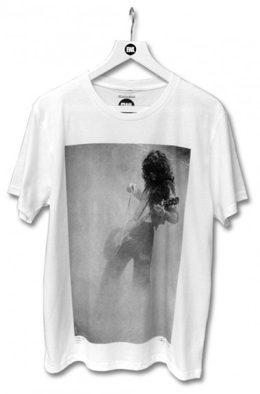 Elegantly Waisted London Jimmy Page T-shirt