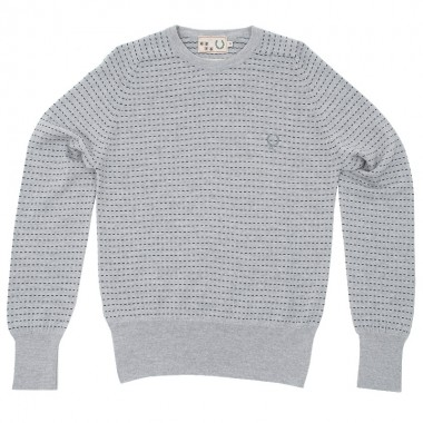 Fred Perry Blank Canvas Sweater