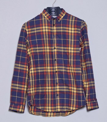 Libertine Libertine Check Shirt