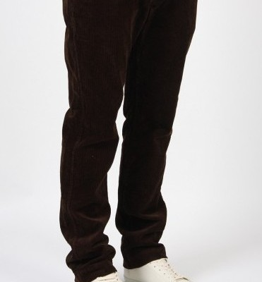 NN.07 Brown Corduroy Trousers
