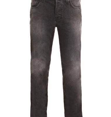 Nudie Black distressed jeans