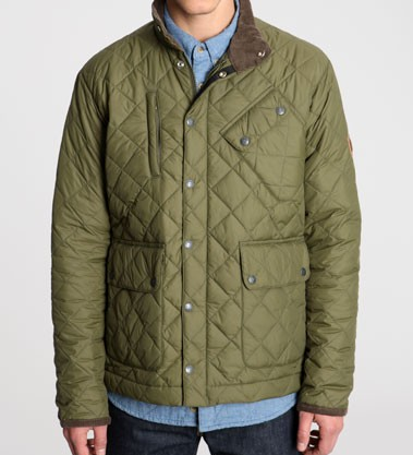 Penfield Green Padded Jacket