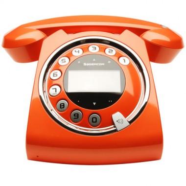 Sagemcom Sixty LCD Telephone