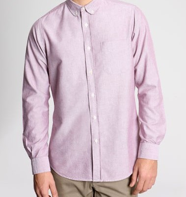 Shore Leave Oxford Shirt