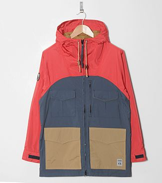 Trainspotter Salinas Parka Jacket