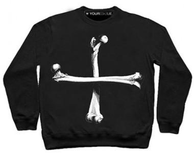 YourEyesLie Bones Sweatshirt