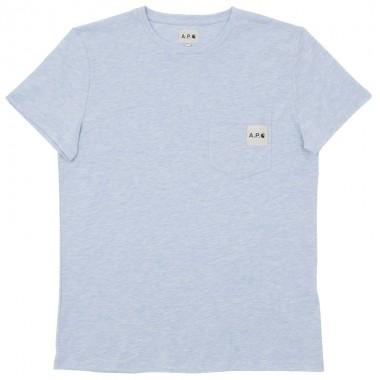 APC x Carhartt Grey T Shirt