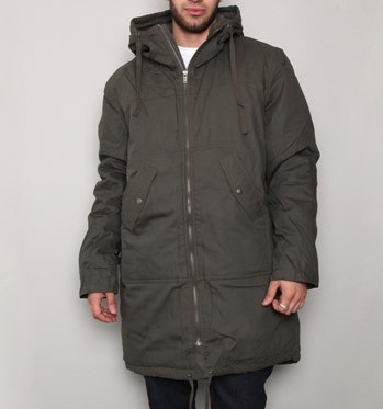 Cheap Mondays Mens Parka