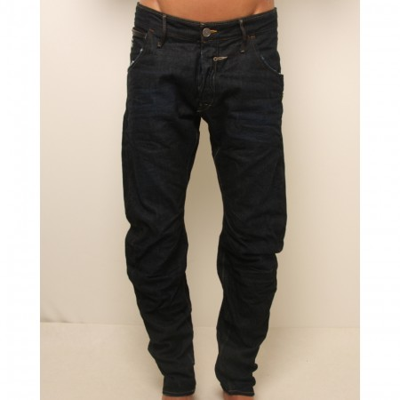 G Star Dark Indigo Riley Jeans