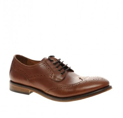 Hudson Brown Haskin Brogues