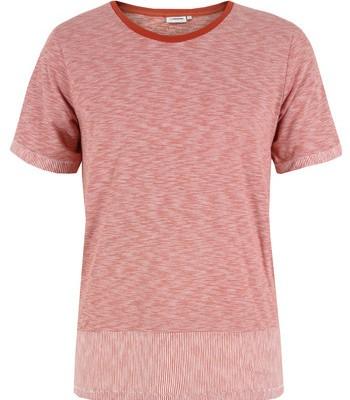 J Lindeberg Orange T Shirt
