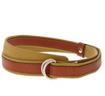 Sandqvist Mustard and Brown Belt