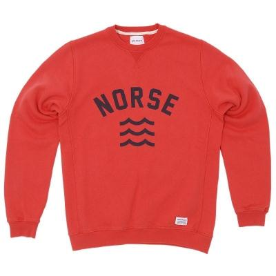 Norse Projects Light Red Sweat